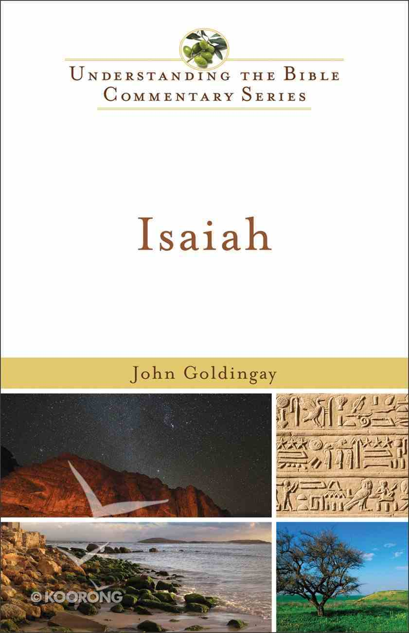Isaiah (Understanding The Bible Commentary Series) eBook