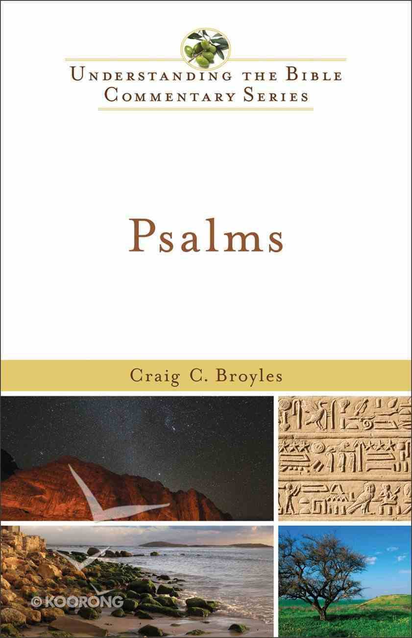 Psalms (Understanding The Bible Commentary Series) eBook