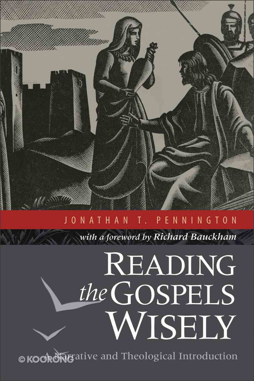 Reading the Gospels Wisely eBook