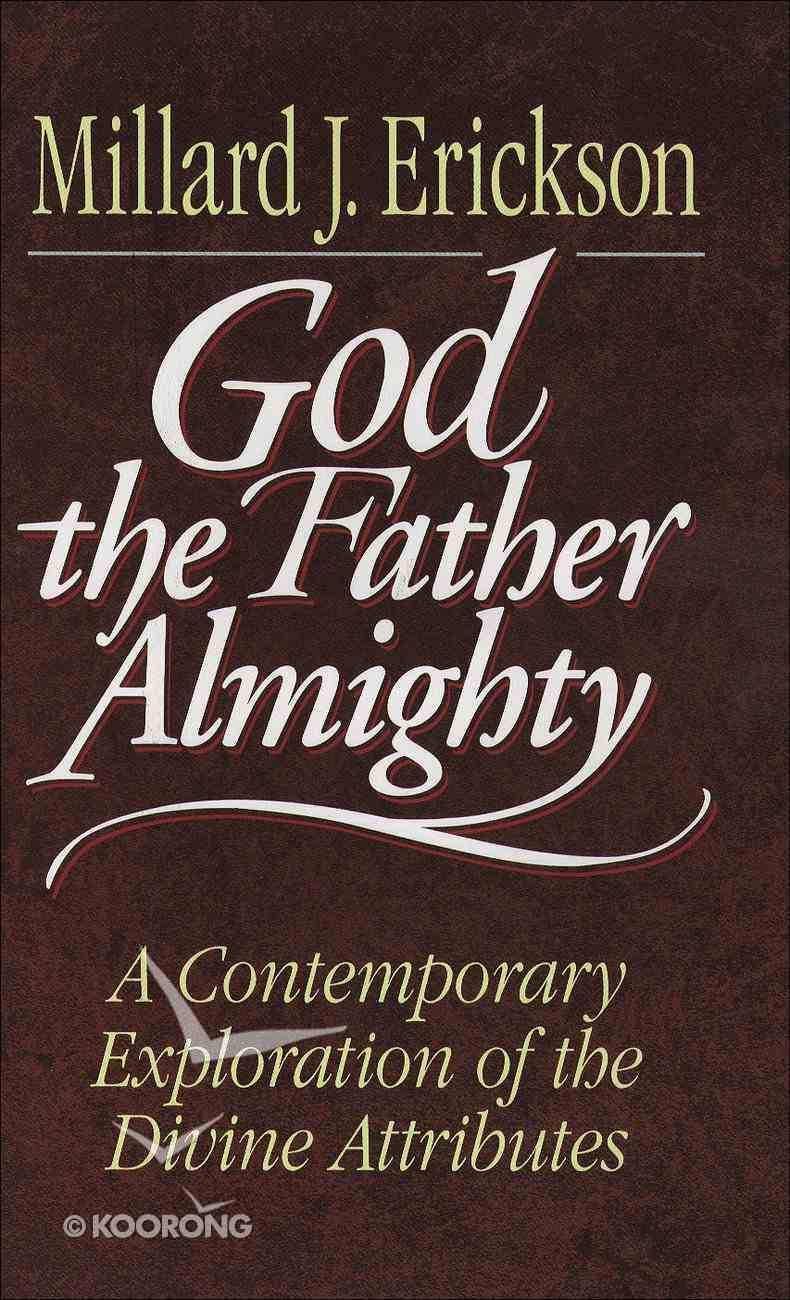 God the Father Almighty eBook