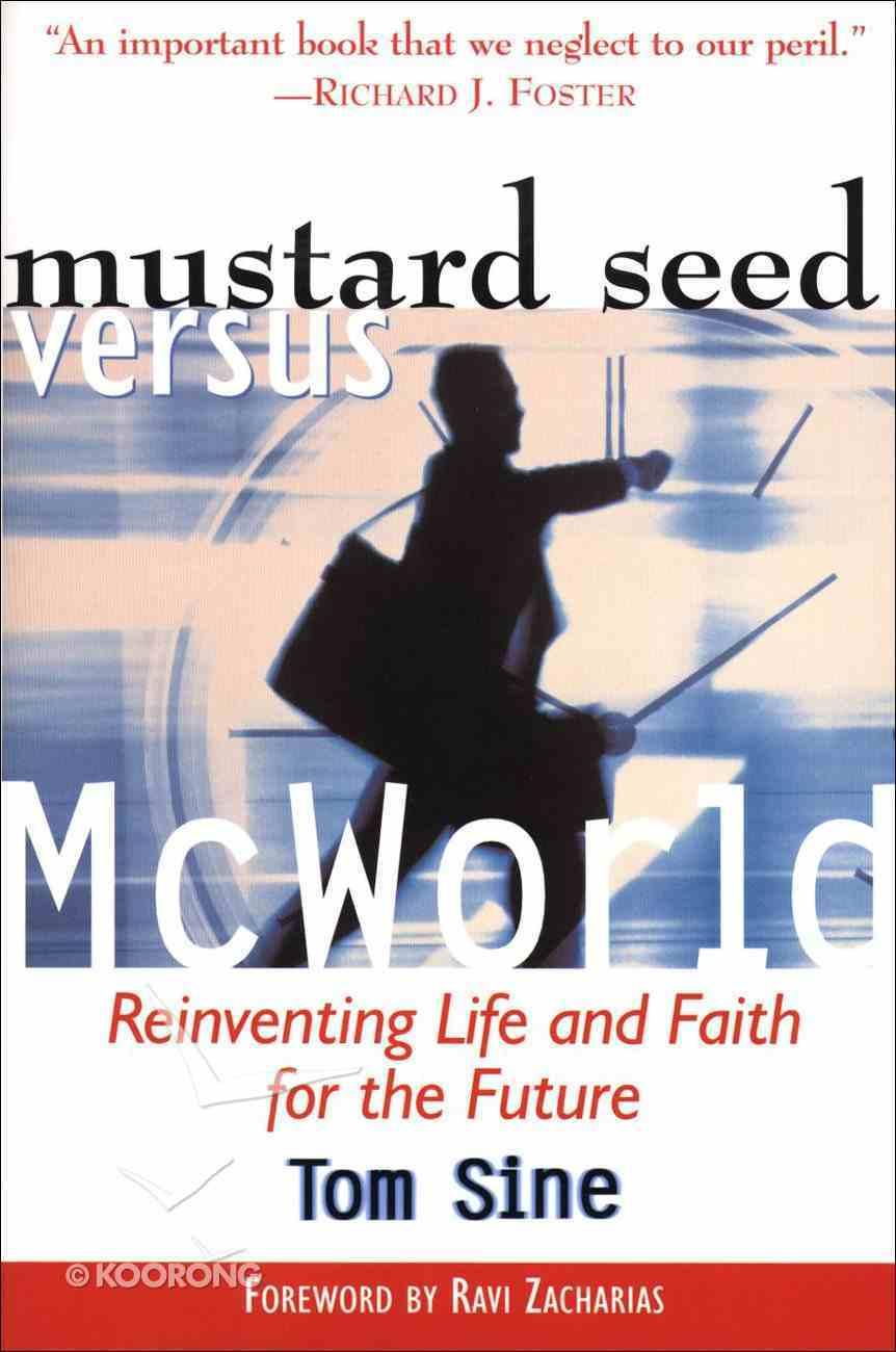 Mustard Seed Vs Mcworld eBook