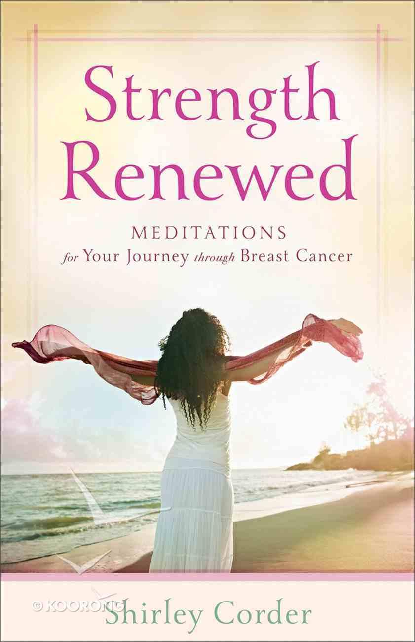 Strength Renewed eBook