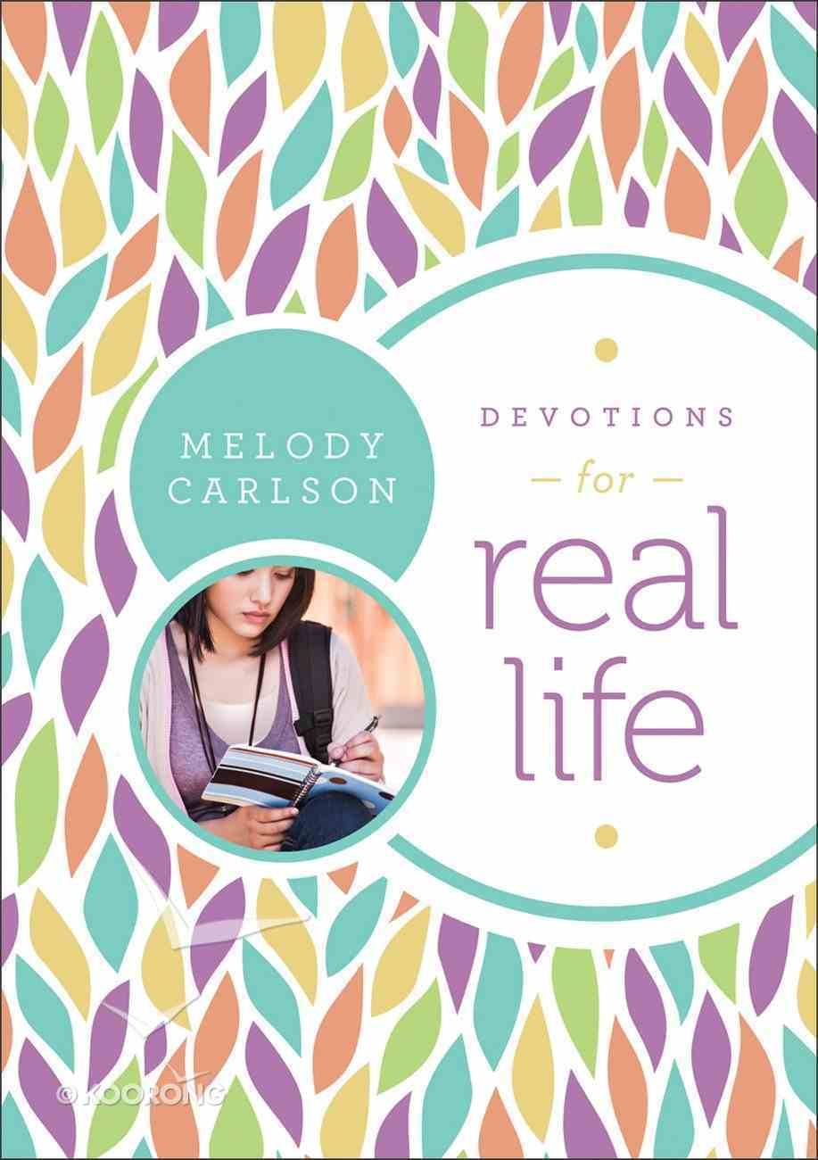 Devotions For Real Life eBook