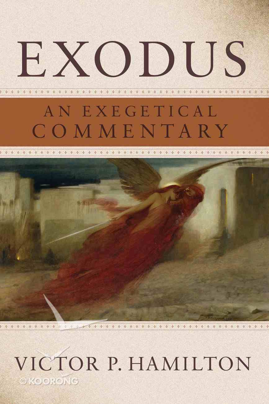 Exodus: An Exegetical Commentary eBook