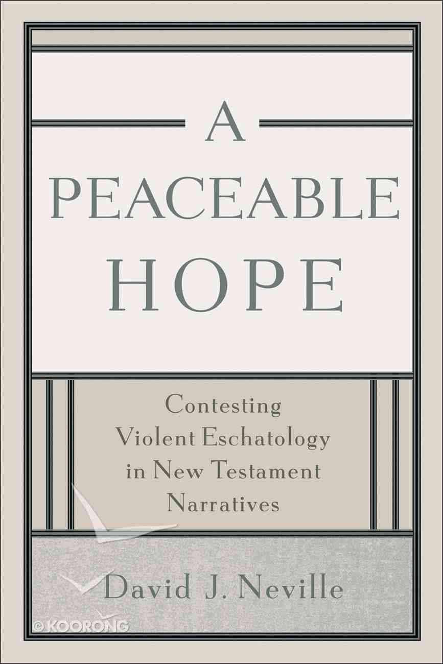 A Peaceable Hope eBook