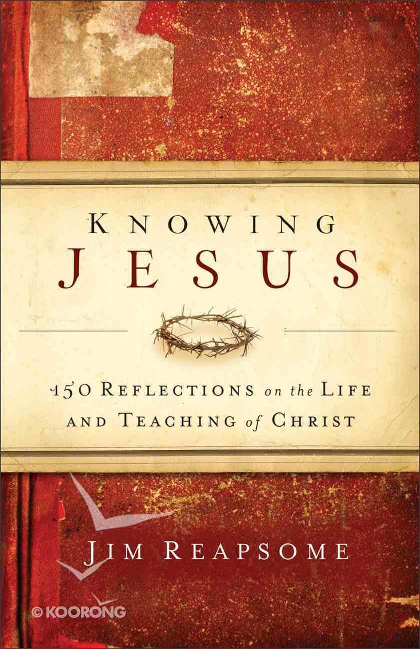 Knowing Jesus eBook
