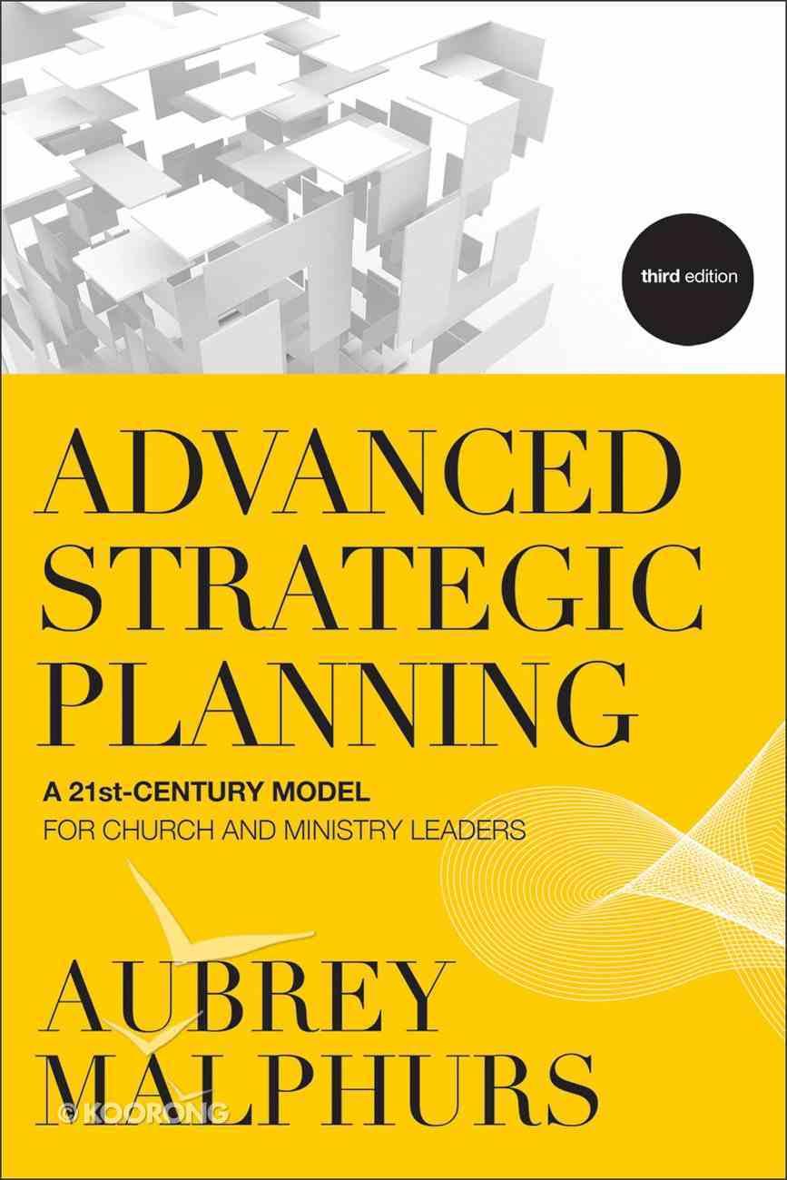 Advanced Strategic Planning (3rd Edition) eBook