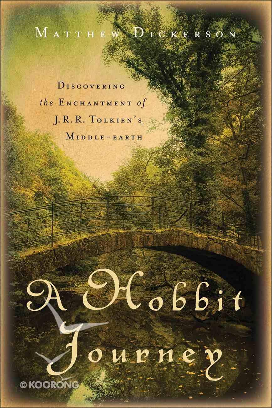 A Hobbit Journey eBook