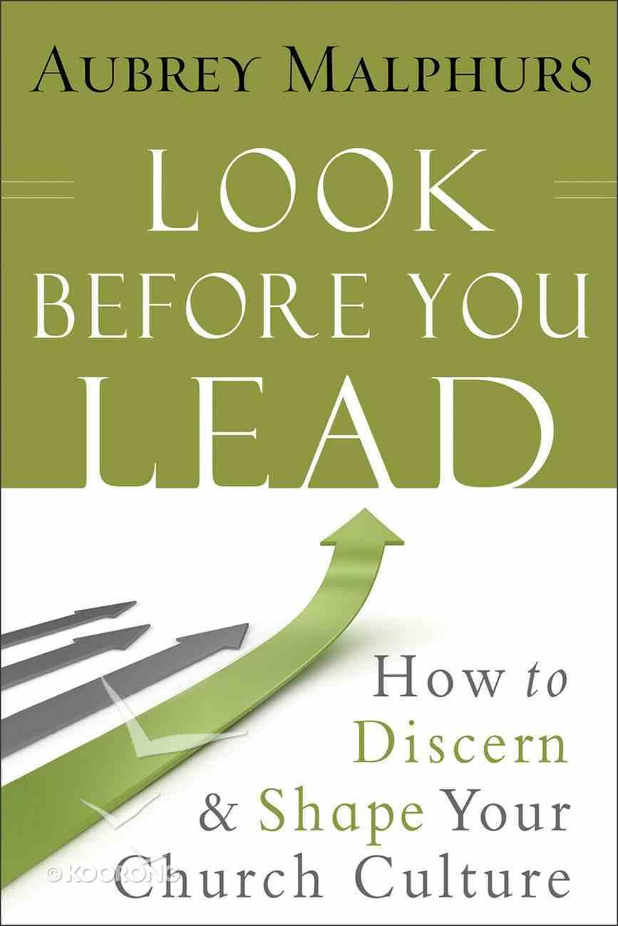 Look Before You Lead eBook