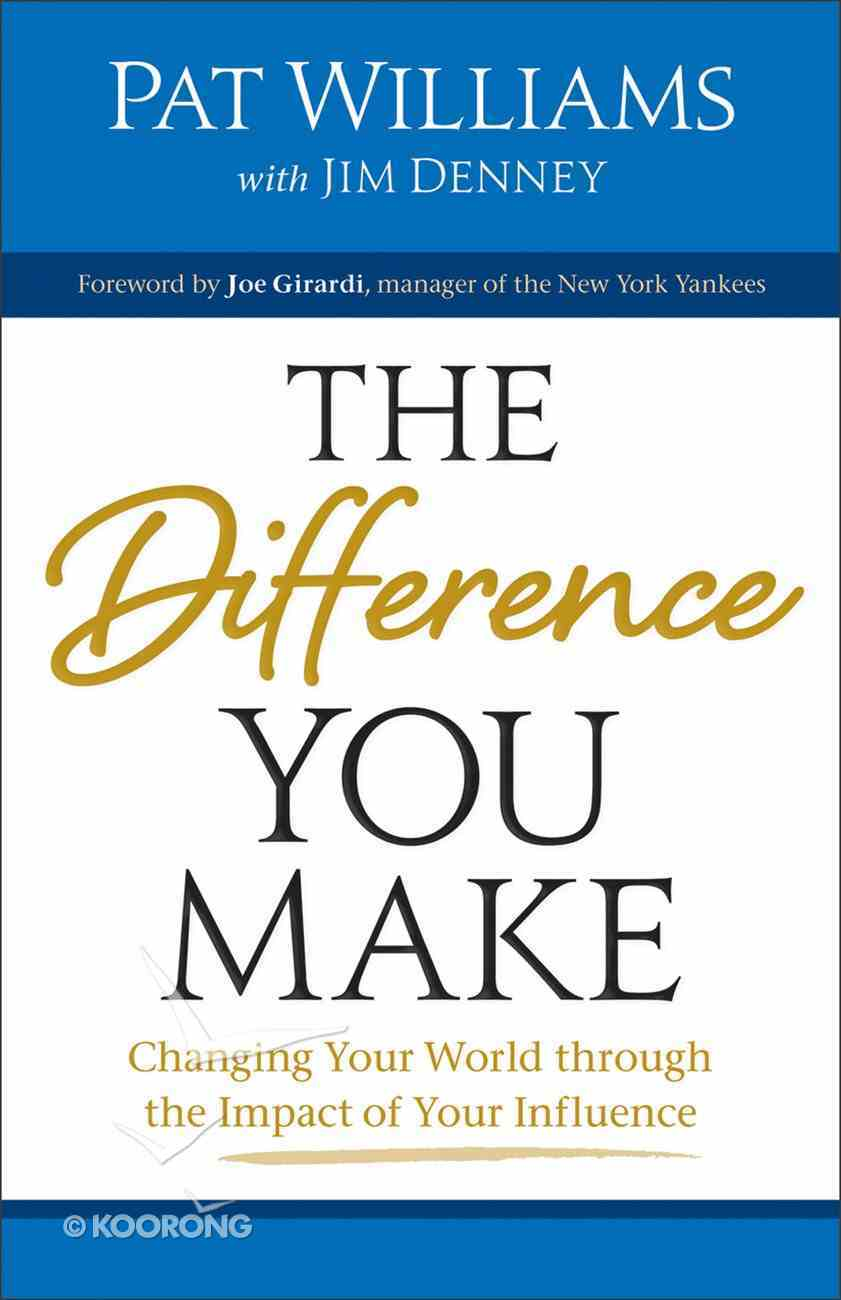 The Difference You Make eBook