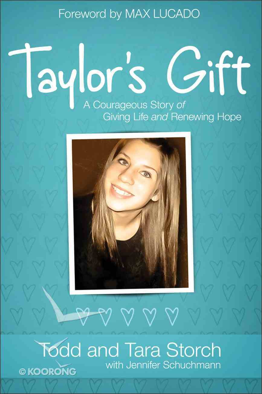 Taylor's Gift eBook