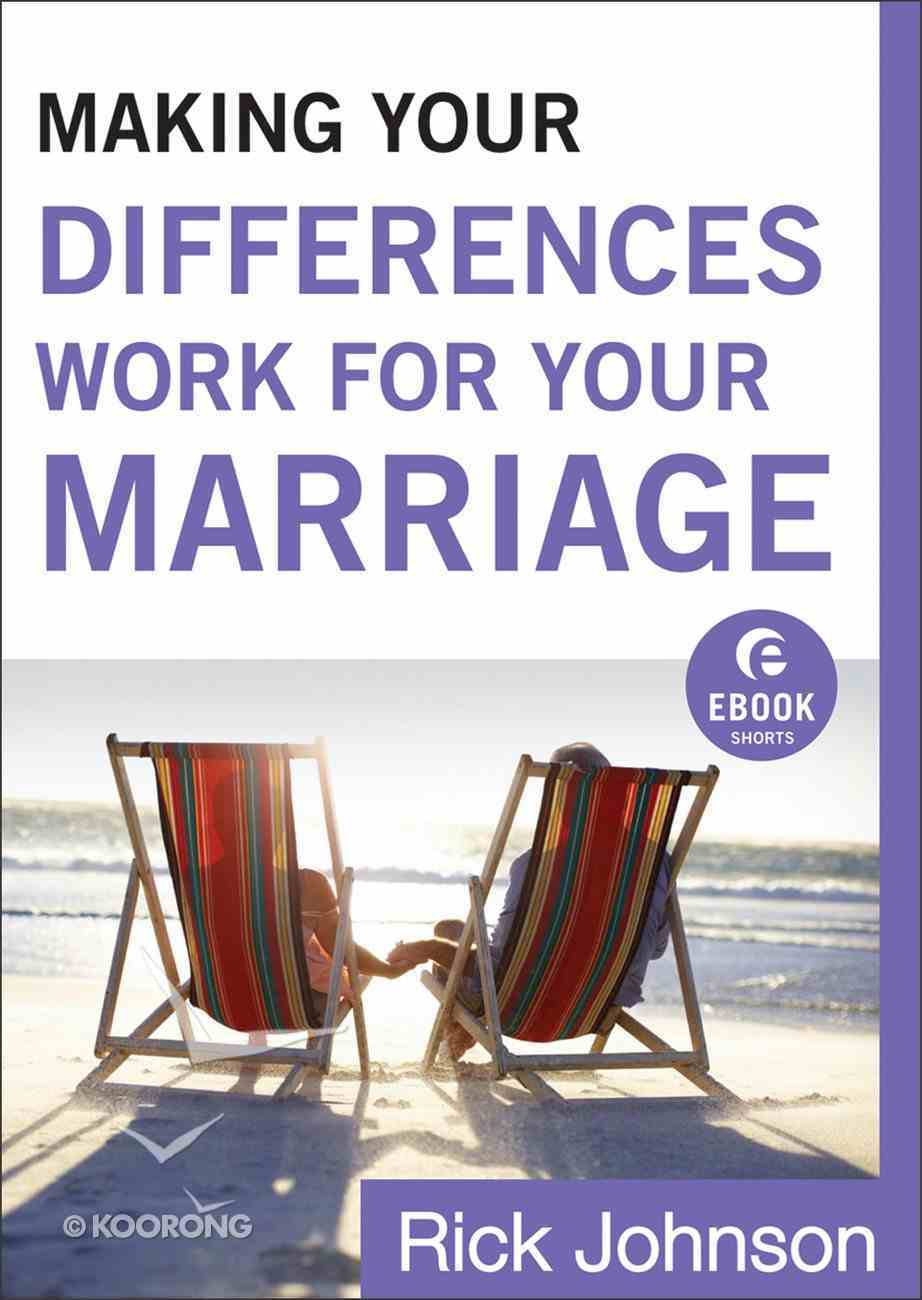 Becoming Your Spouse's Better Half eBook