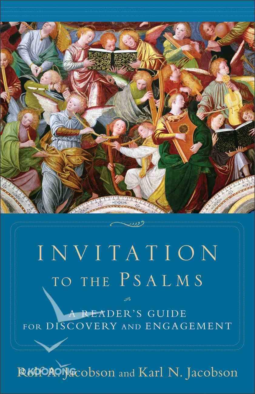 Invitation to the Psalms eBook