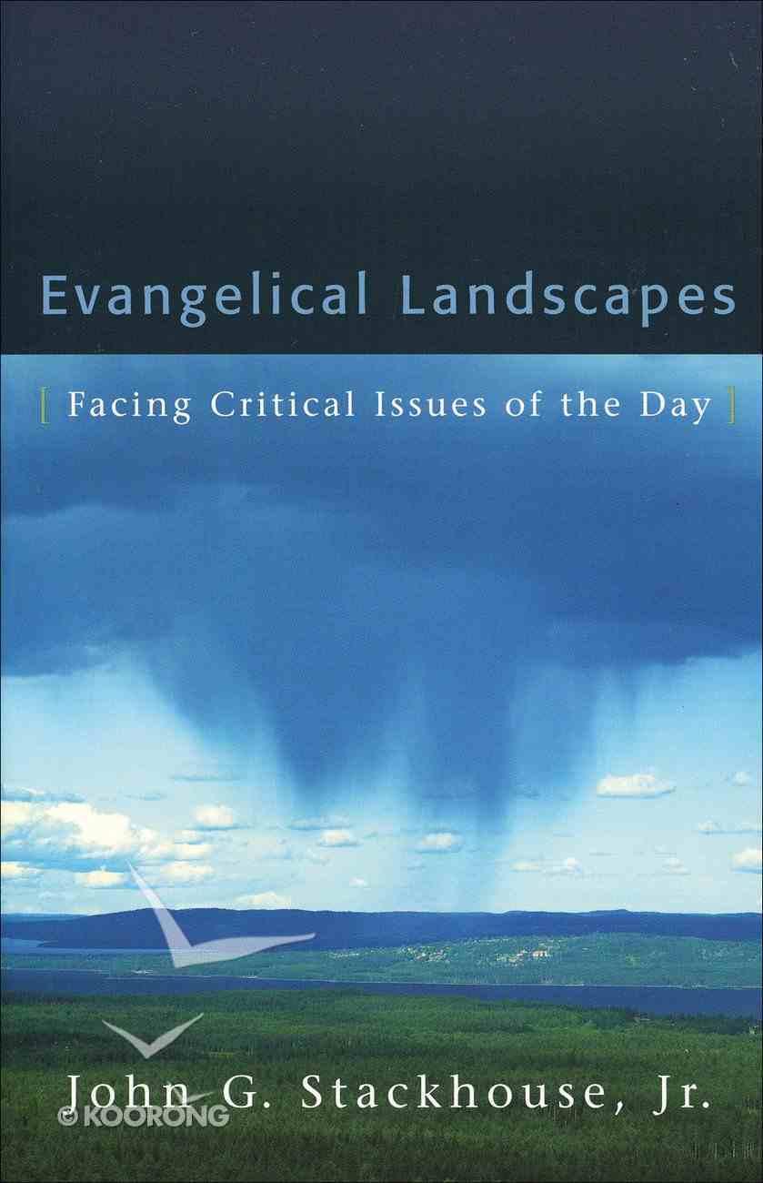 Evangelical Landscapes eBook
