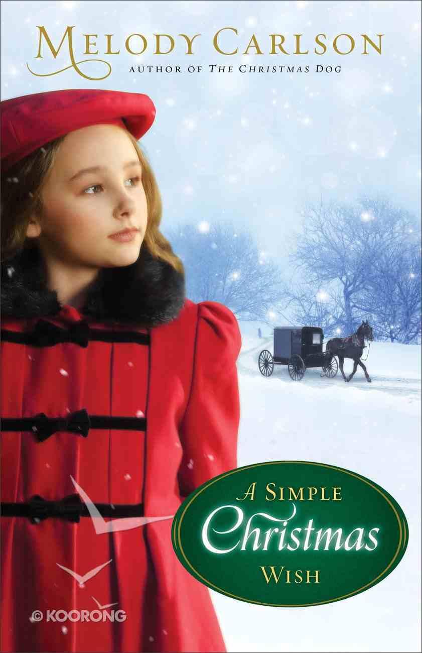 A Simple Christmas Wish eBook