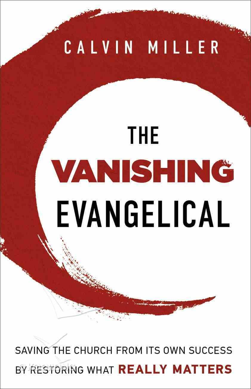 The Vanishing Evangelical eBook