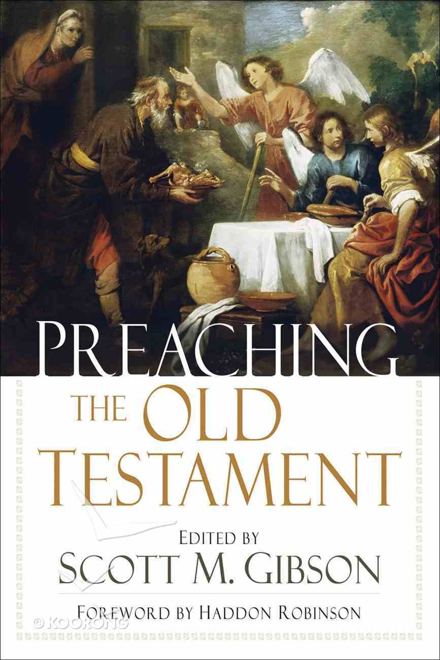Preaching the Old Testament eBook