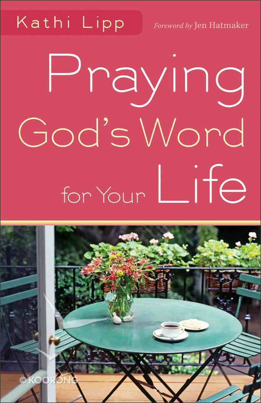 Praying God's Word For Your Life eBook