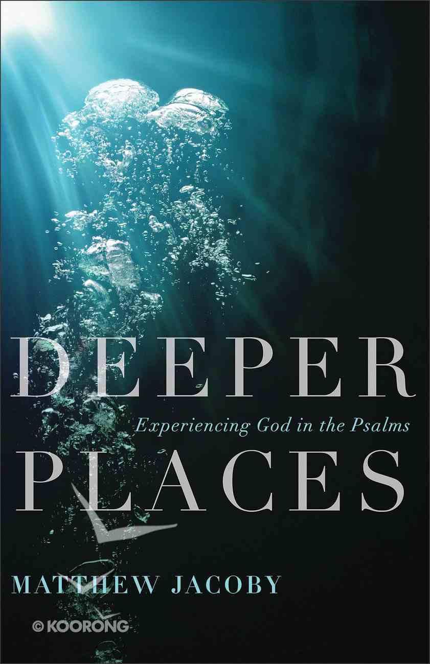Deeper Places eBook