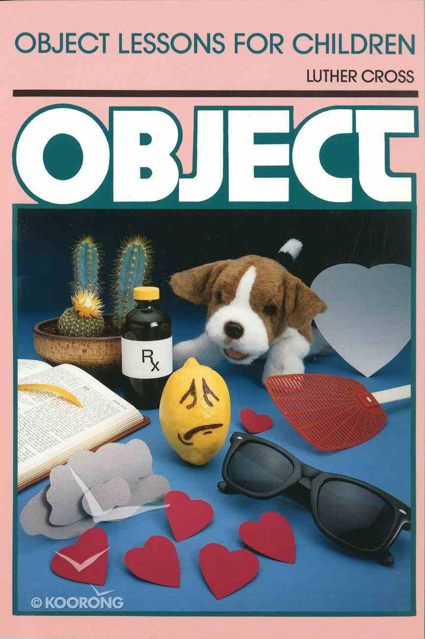 Object Lessons For Children eBook