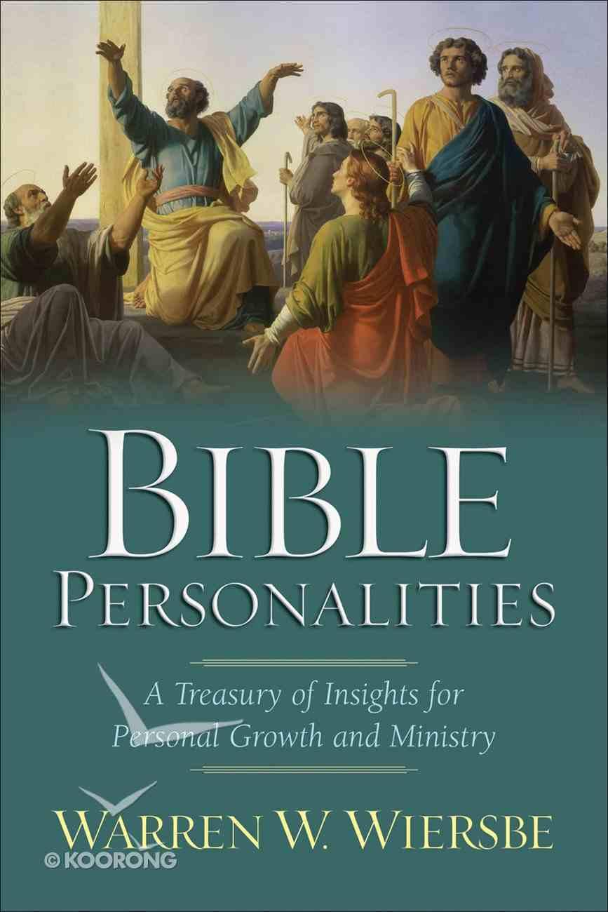 Bible Personalities eBook