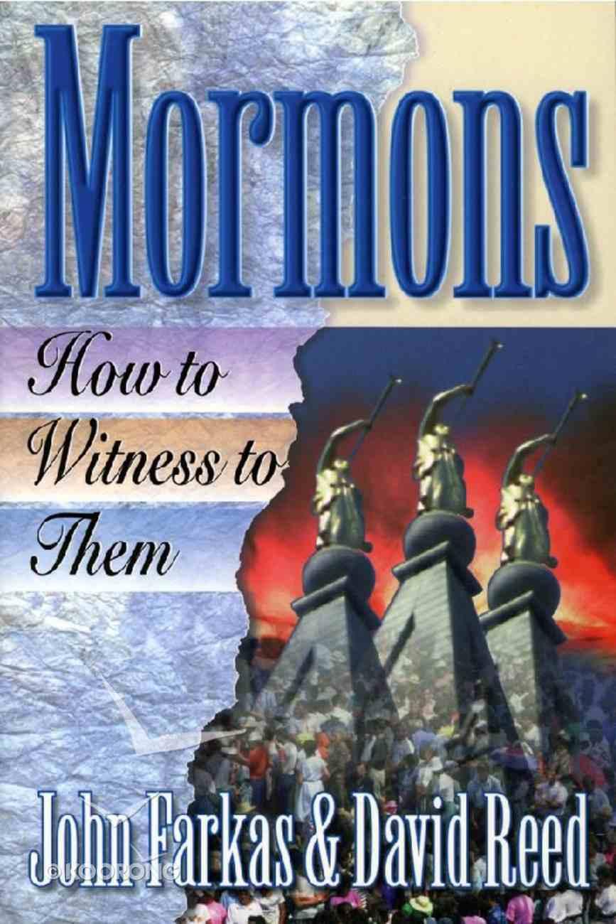 Mormons eBook
