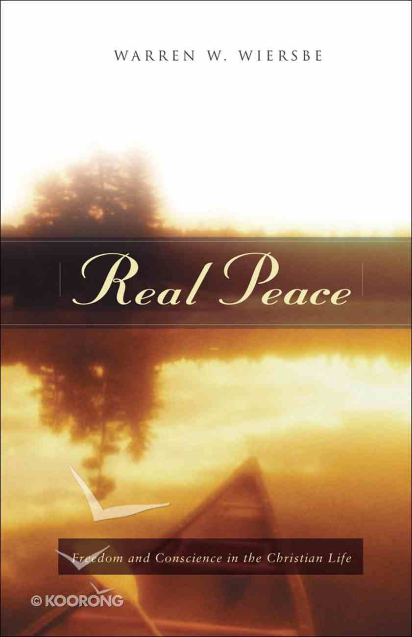 Real Peace eBook