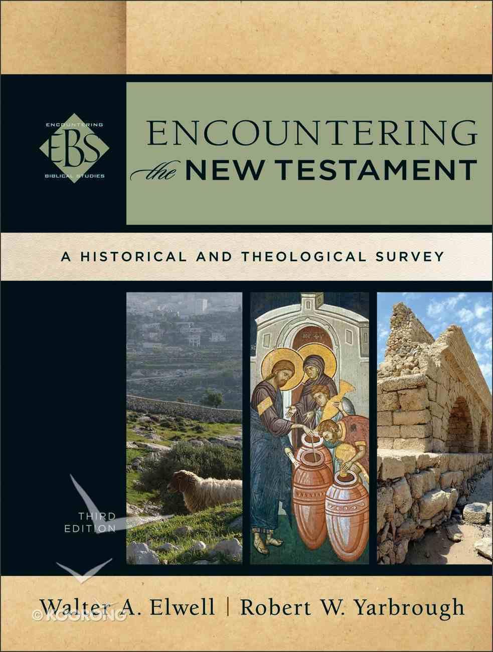Encountering the New Testament (3rd Edition) (Encountering Biblical Studies Series) eBook