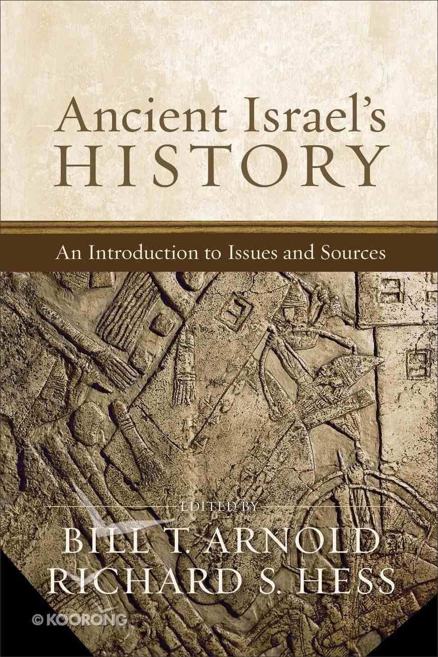 Ancient Israel's History eBook
