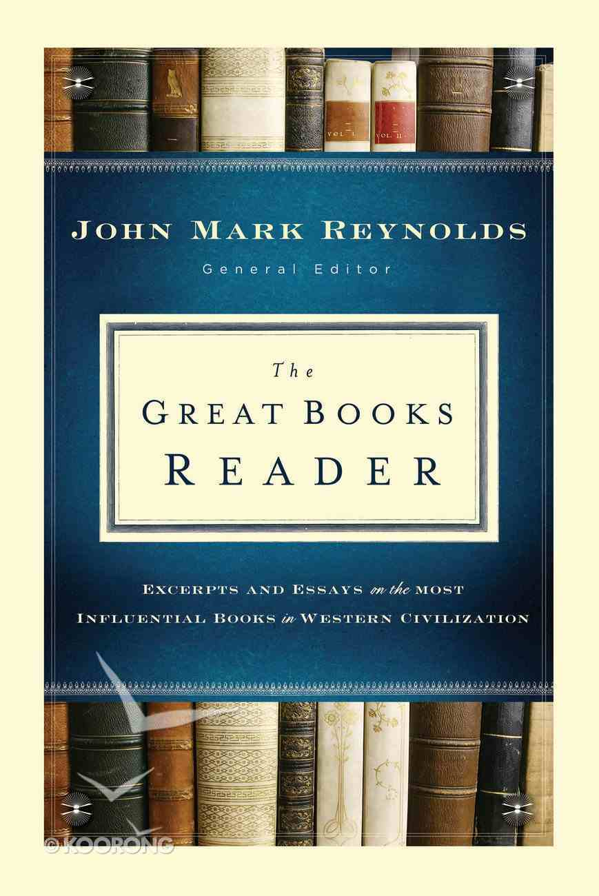The Great Books Reader eBook