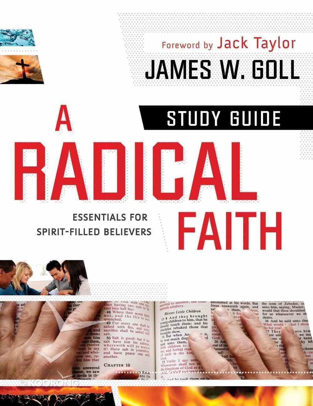 A Radical Faith (Study Guide) eBook