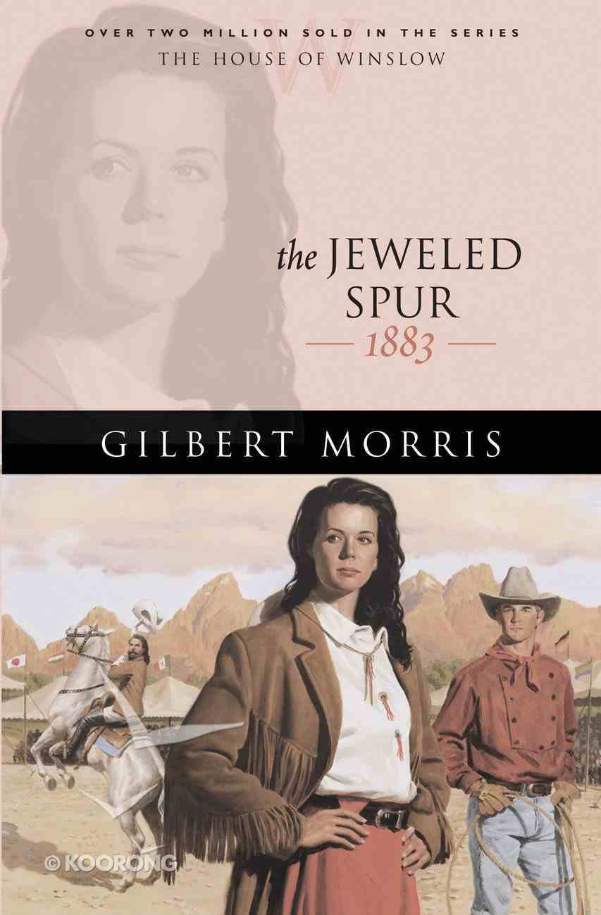 The Jewelled Spur (House Of Winslow Series) eBook