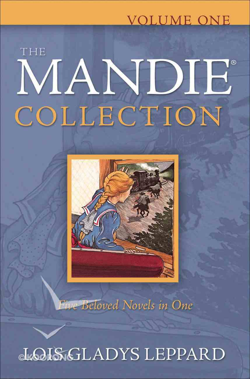 (#01 in Mandie Series) eBook
