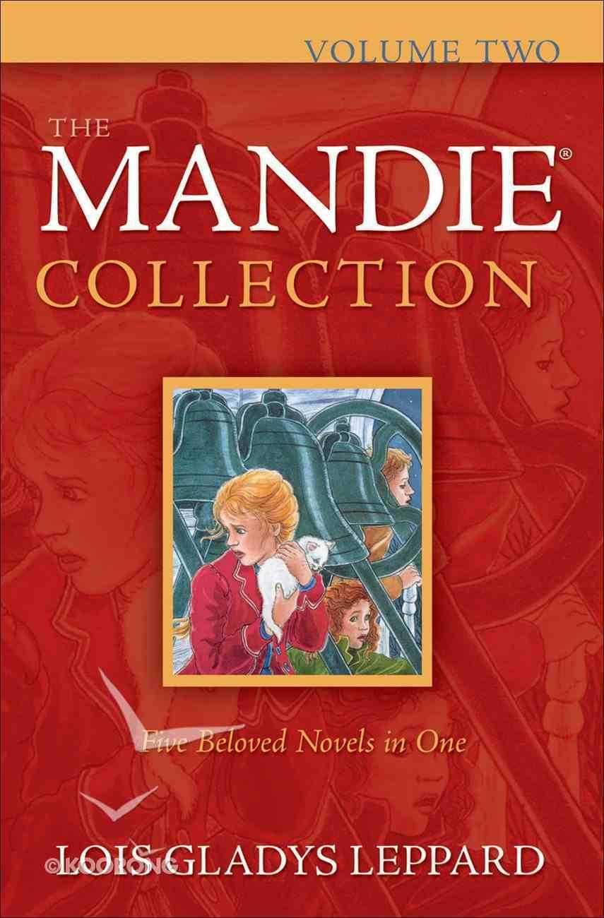 (#02 in Mandie Series) eBook