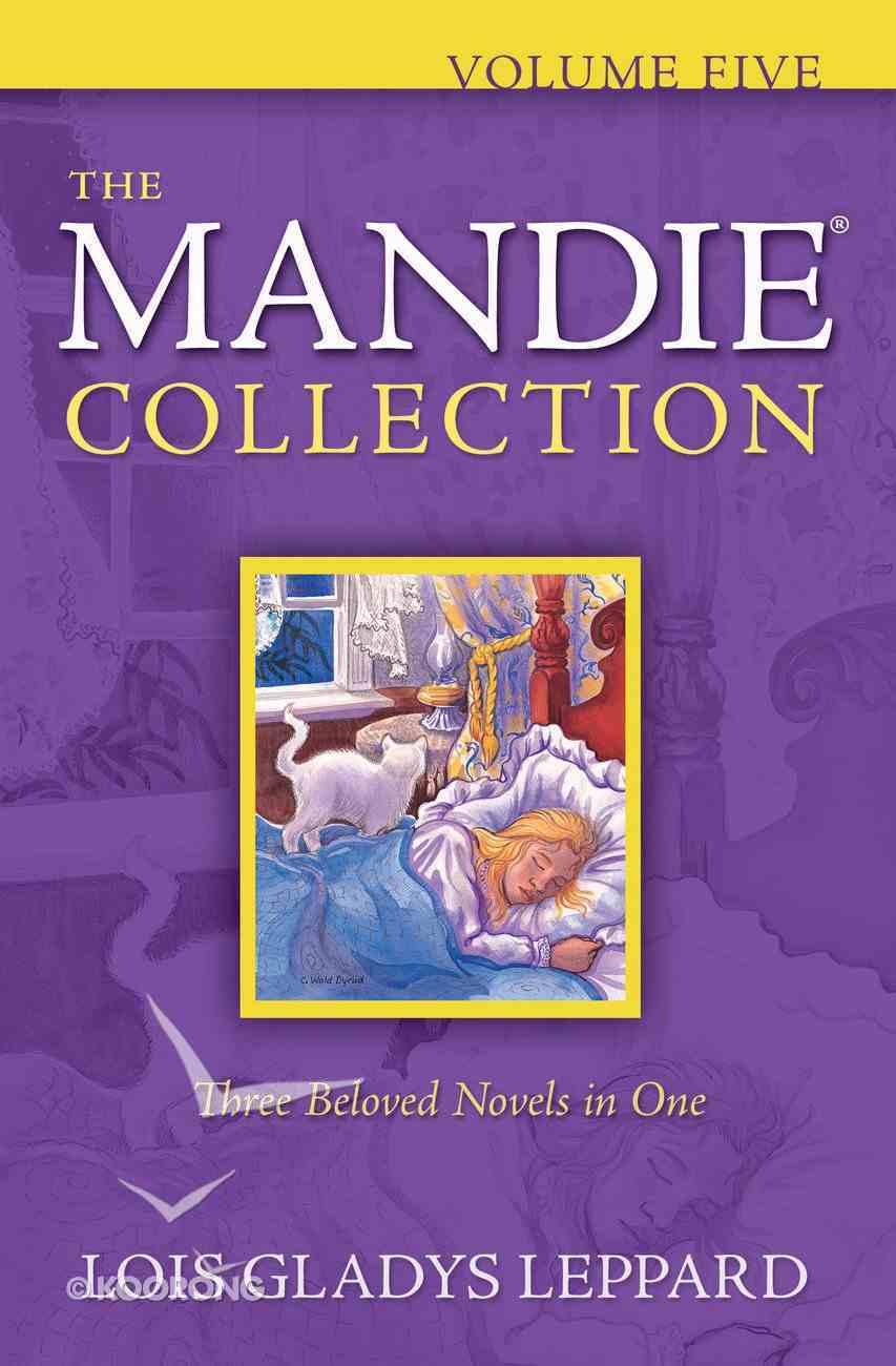 (#05 in Mandie Series) eBook