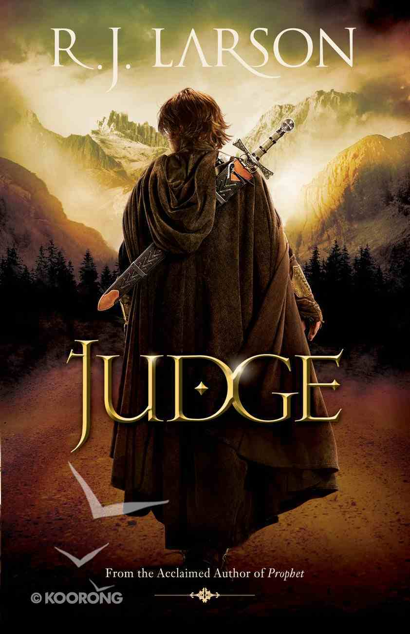 Judge (#02 in Books Of The Infinite Series) eBook