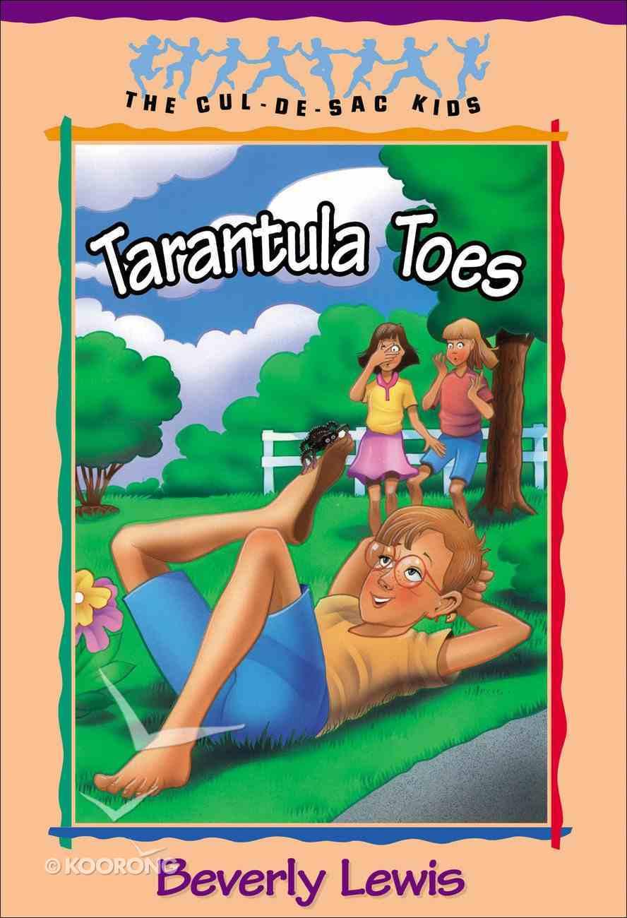 Tarantula Toes (#13 in Cul-de-sac Kids Series) eBook