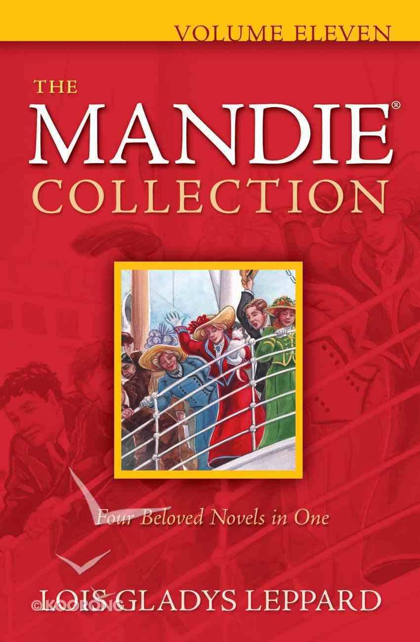 (#11 in Mandie Series) eBook