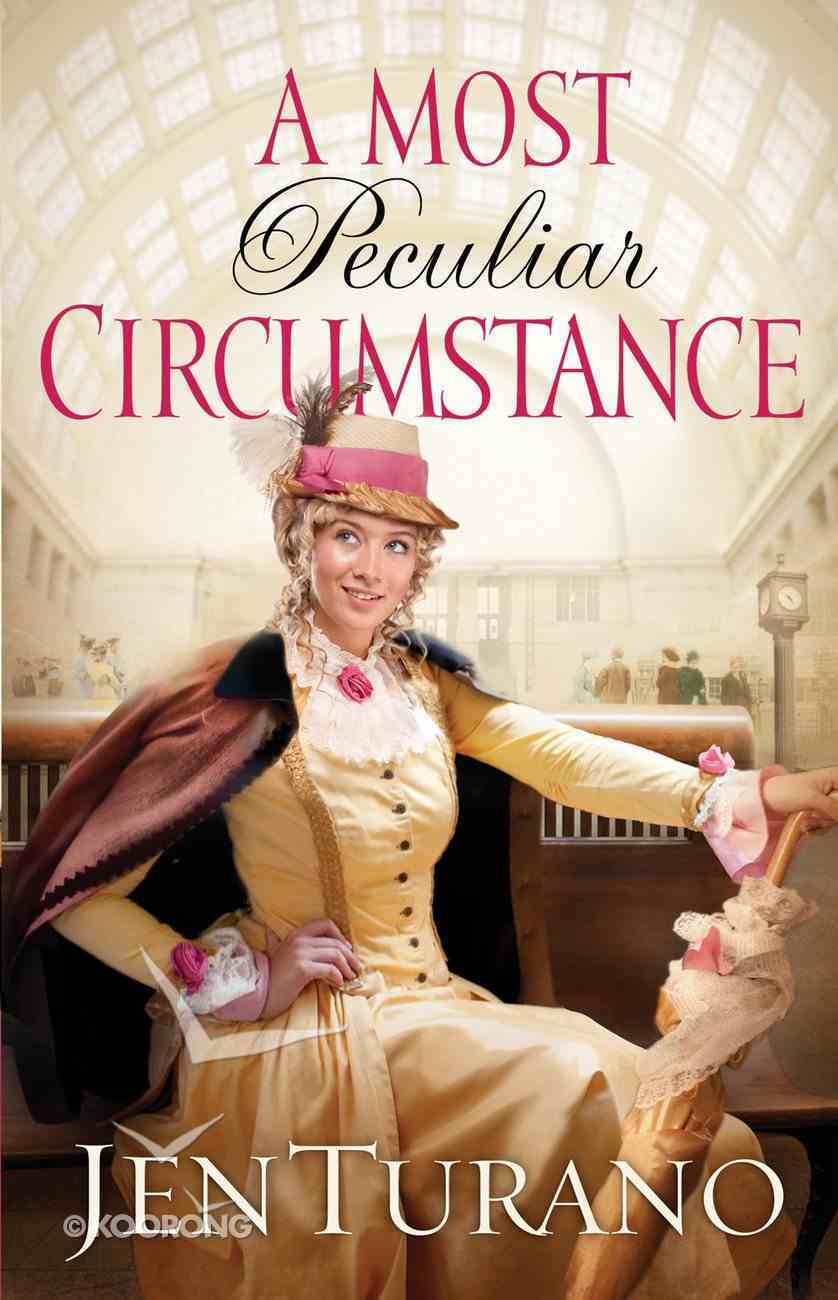 A Most Peculiar Circumstance (#02 in Ladies Of Distinction Series) eBook