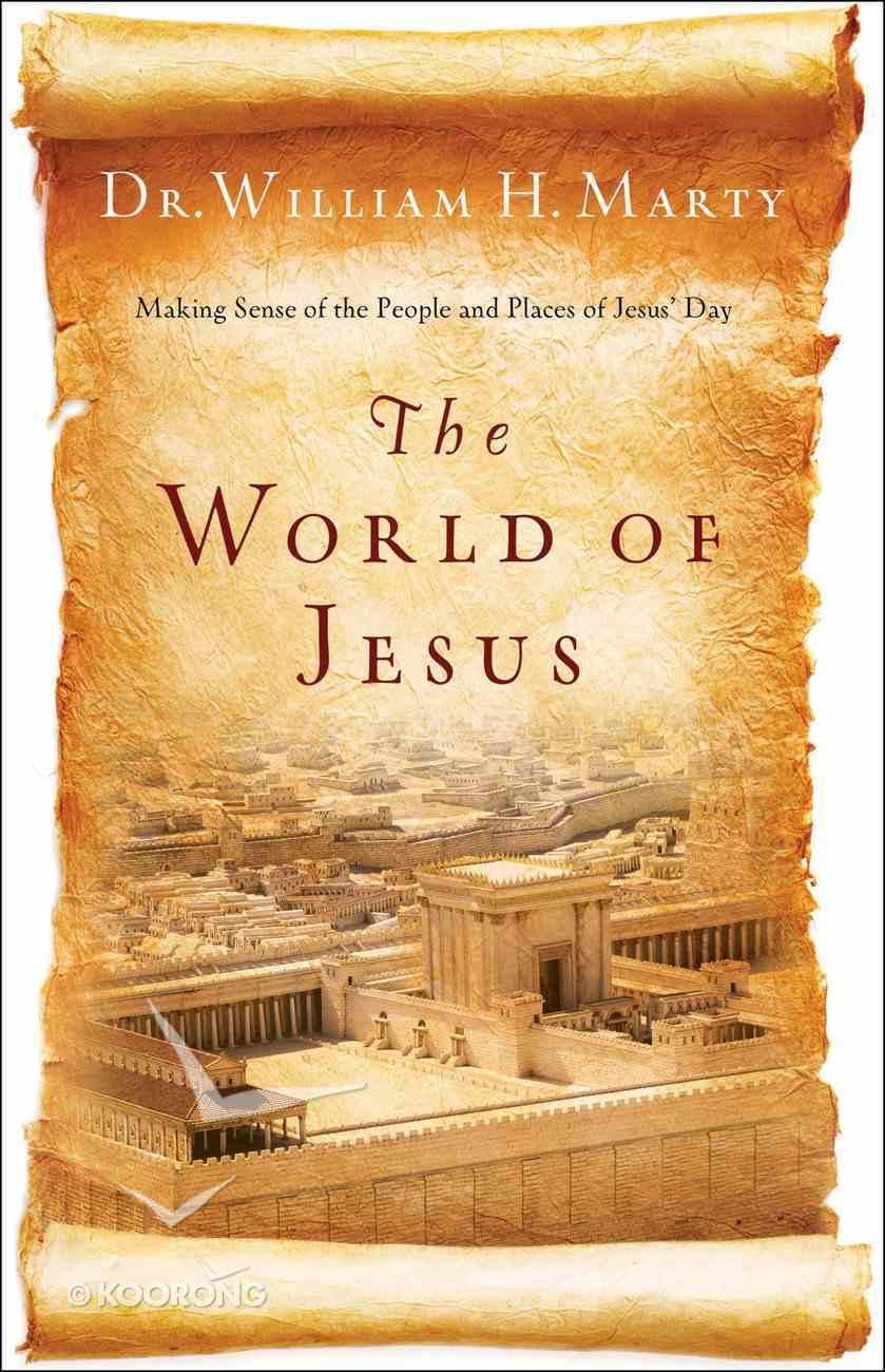 The World of Jesus eBook