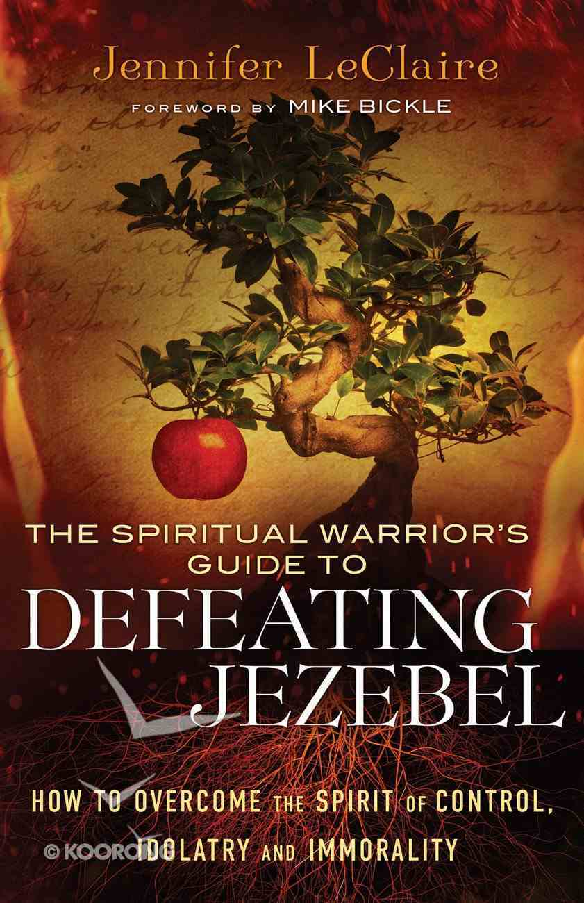 The Spiritual Warrior's Guide to Defeating Jezebel eBook