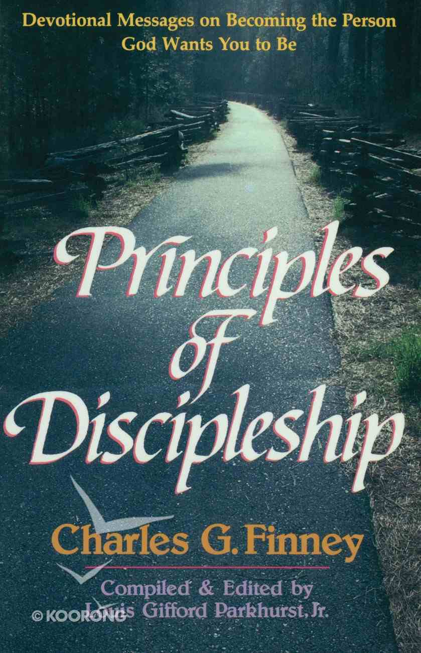 Principles of Discipleship eBook