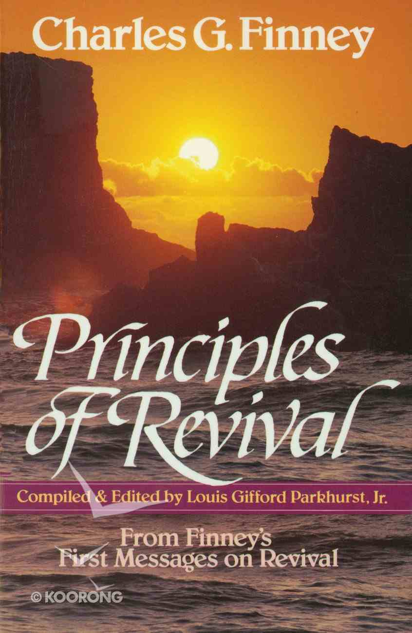 Principles of Revival eBook