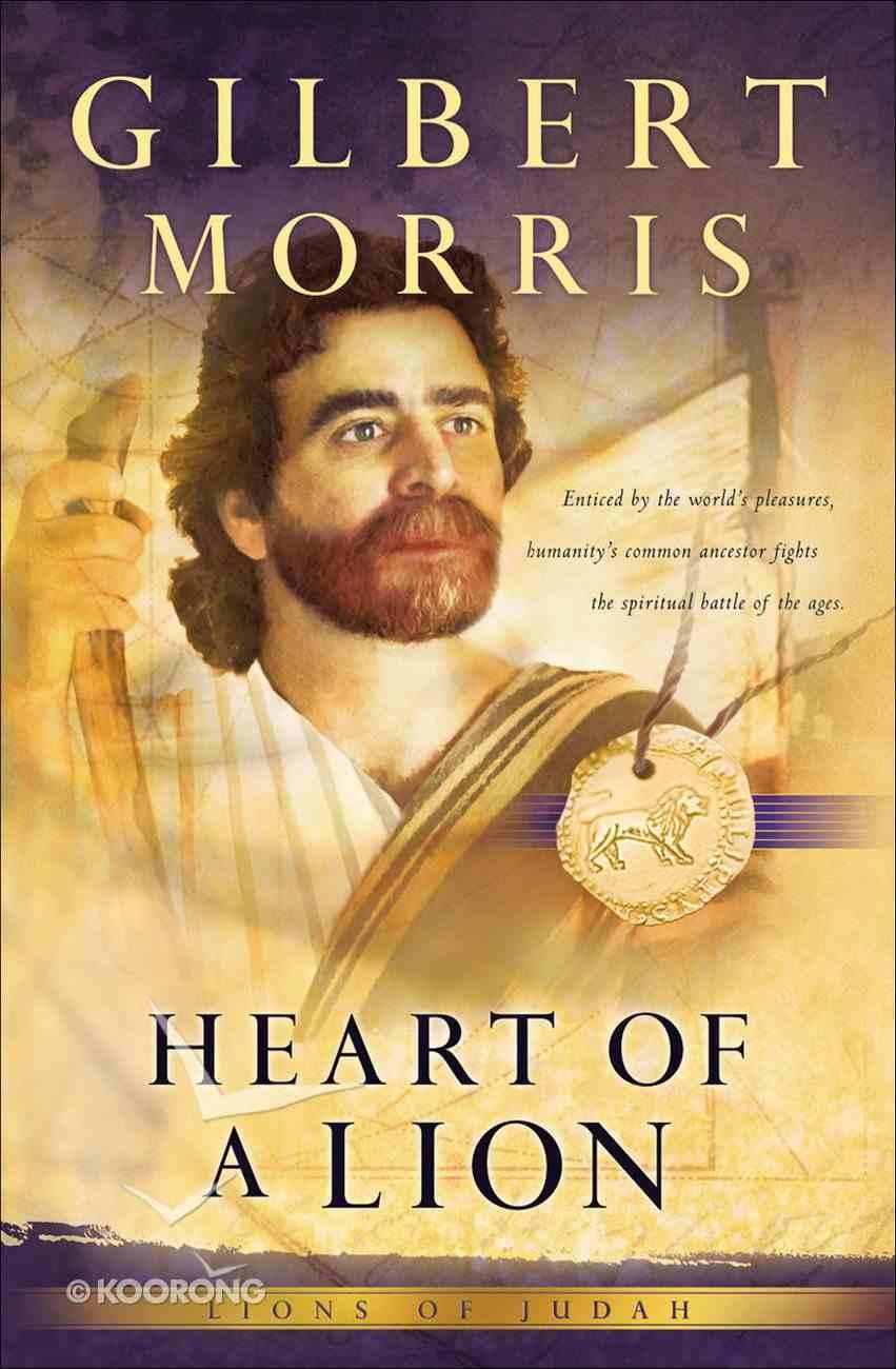 Heart of a Lion (#01 in Lions Of Judah Series) eBook