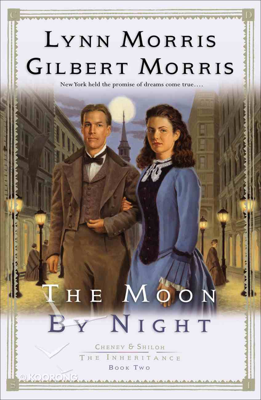 The Moon By Night (#02 in Cheney & Shiloh Series) eBook