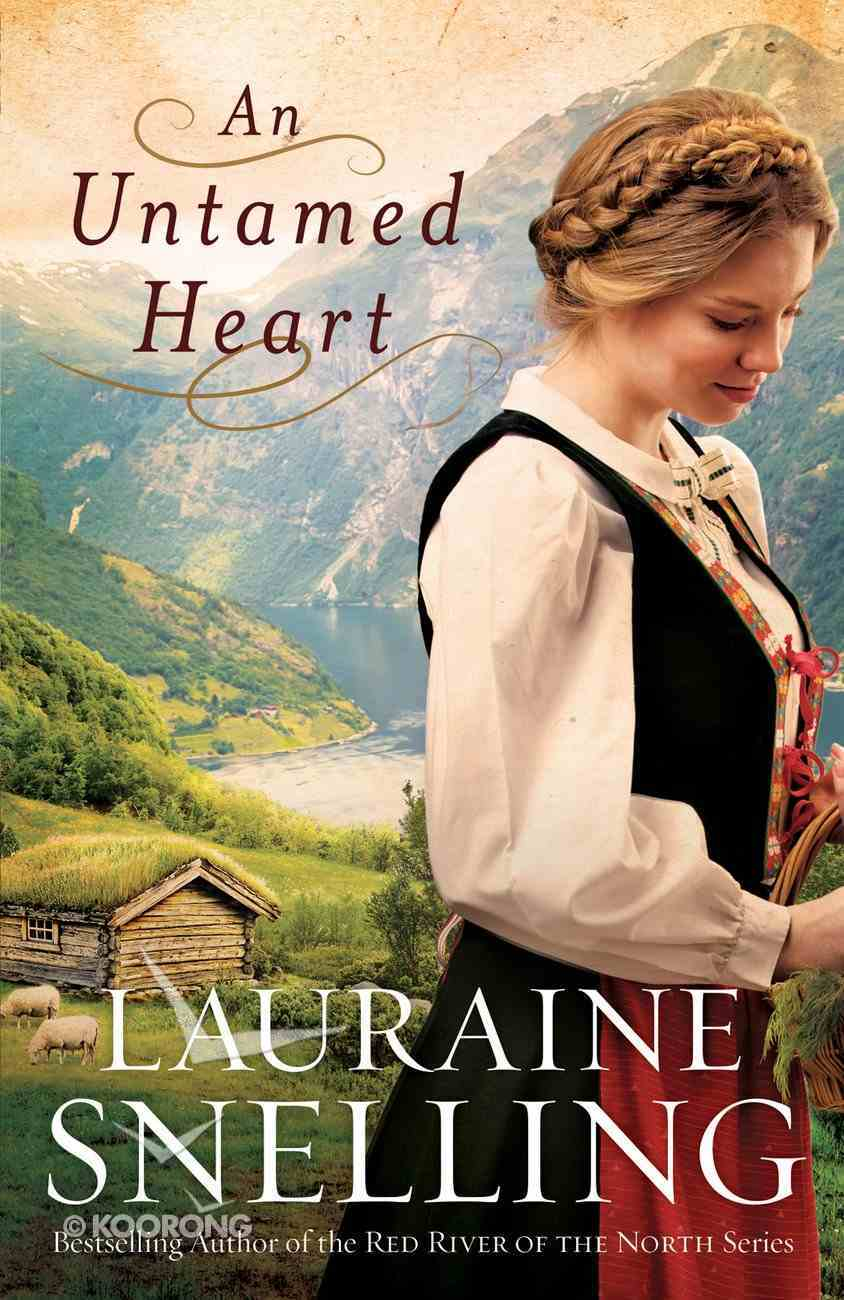 An Untamed Heart (Red River North Series) eBook