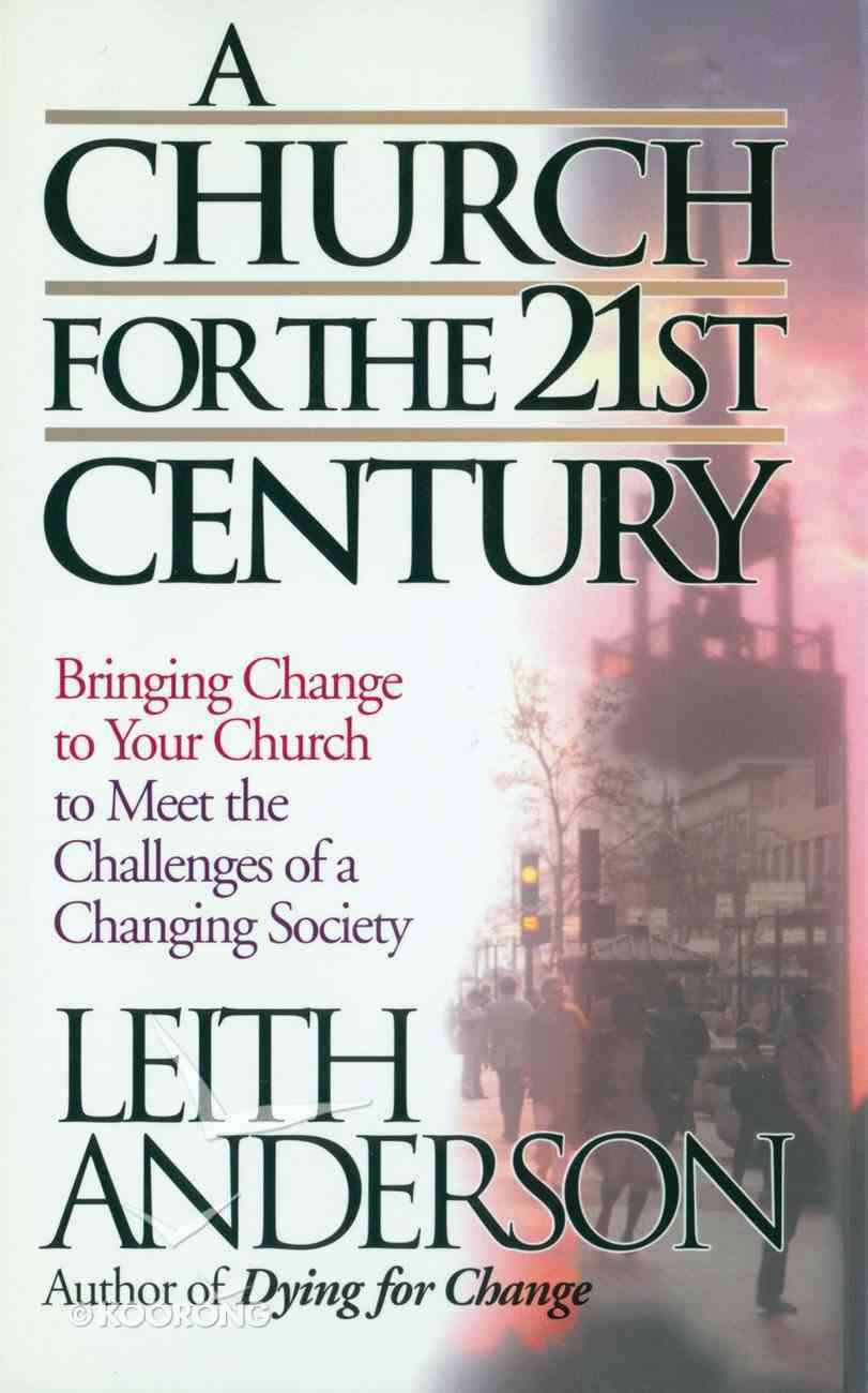 A Church For the 21St Century eBook