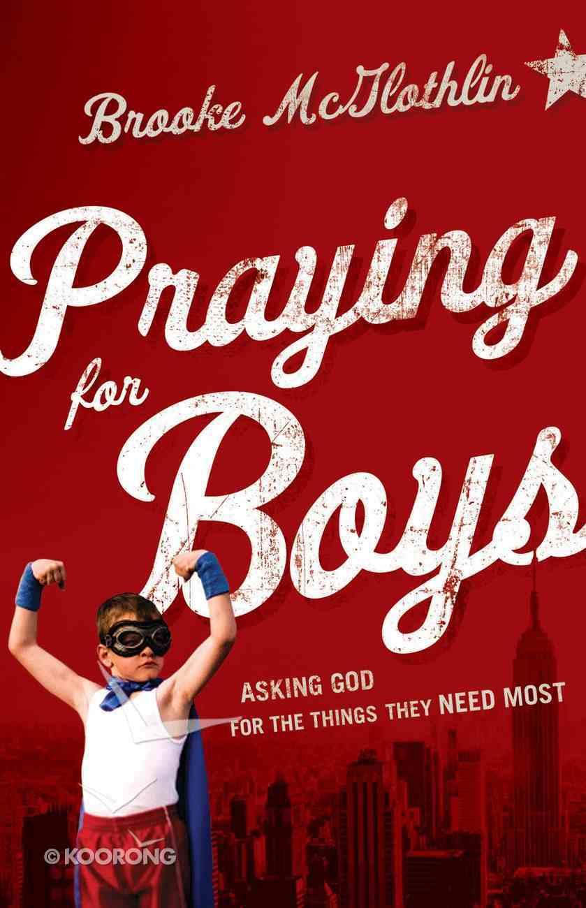 Praying For Boys eBook