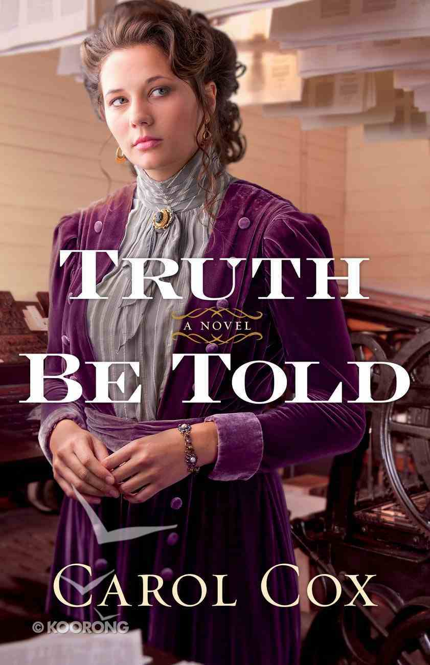 Truth Be Told eBook