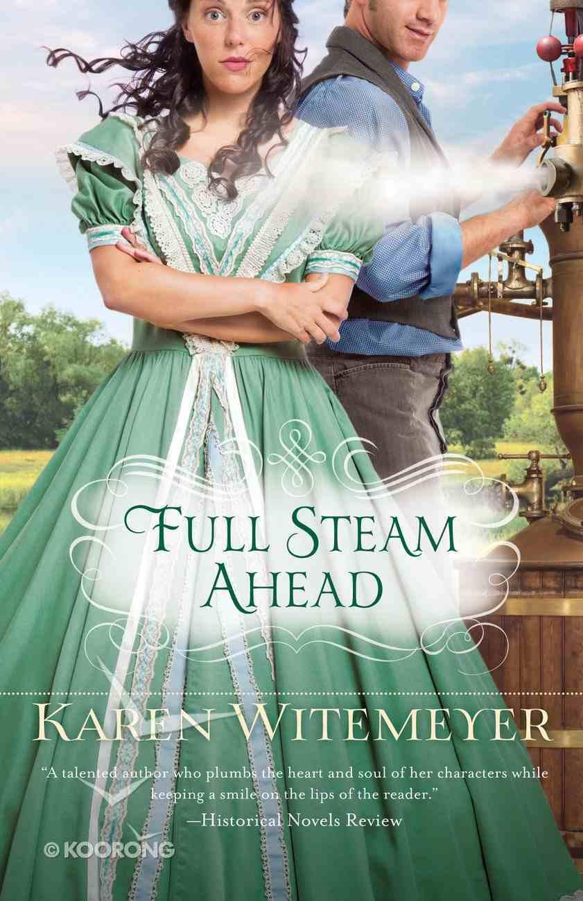 Full Steam Ahead eBook